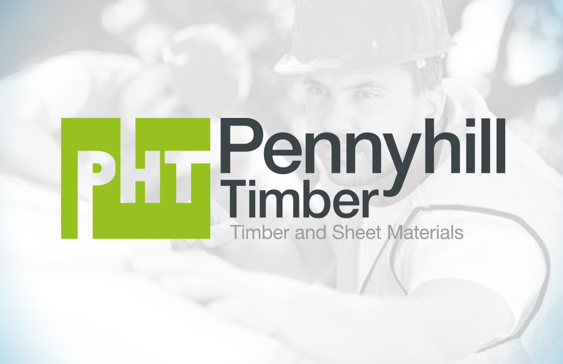 Corporate identity for timber supplier